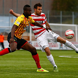 Hamilton Accies v Partick Thistle | Scottish Premiership | 1 November 2014