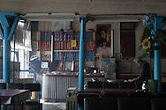 Afghanistan. Kabul. restaurant and tea house BAZAR MARKET