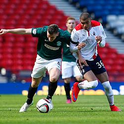 Hibs v Falkirk   Scottish Cup Semi-Final   18 April 2015