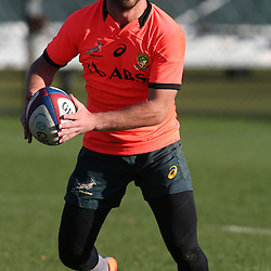 LONDON, ENGLAND - NOVEMBER 12: Willie le Roux during the South African National rugby team training session at Latymer Upper School Sports Grounds on November 12, 2014 in London, England. (Photo by Steve Haag/Gallo Images)