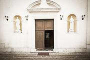 Catholic Chapel of the Virgin Mary, Skradin, Dalmatia, Croatia