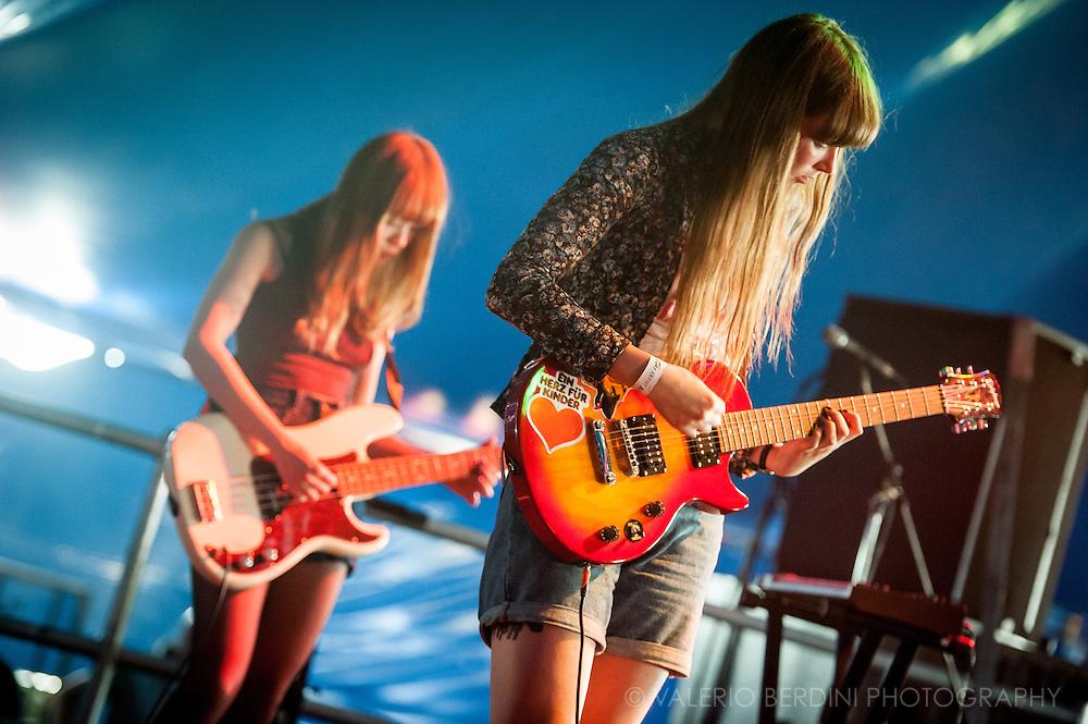 Novella playing at London 1234 Shoreditch festival on 9 Jul 2011