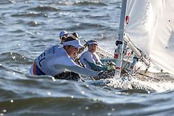 2016 Olympic Sailing Games-Rio-Brazil, lr-BEL- Evi van Acker- Laser Radial, Olympische Spelen Zeilen, Evi van Acker