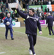 Dundee manager Paul Hartley - Dundee v Celtic, William Hill Scottish Cup fifth round at Dens Park <br /> <br /> <br />  - &copy; David Young - www.davidyoungphoto.co.uk - email: davidyoungphoto@gmail.com