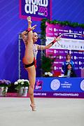 Bogdanova Viktoria is an Estonian athlete born in Tallin in 1994 She has twin sister Olga has also represented Estonia in rhythmic gymnastics.
