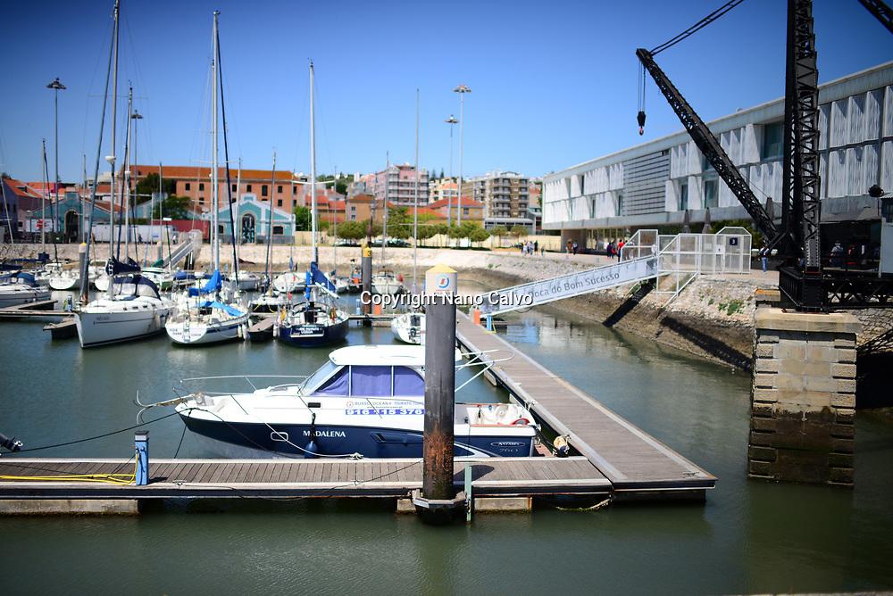 Port of Belem, Lisbon, Portugal