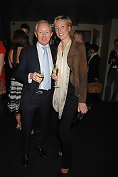 SIMON & REBECCA BREWER at a party to celebrate the publication of the book 'The Return of the Sloane Ranger' held at Kitt's, Sloane Square, London on 15th October 2007.<br /><br />NON EXCLUSIVE - WORLD RIGHTS