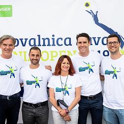 20190612: SLO, Tennis - Press conference of ATP Challenger Zavarovalnica Sava Slovenia Open