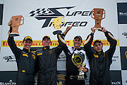 October 1-3, 2014 : Lamborghini Super Trofeo at Road Atlanta. Mitchum Motorsport