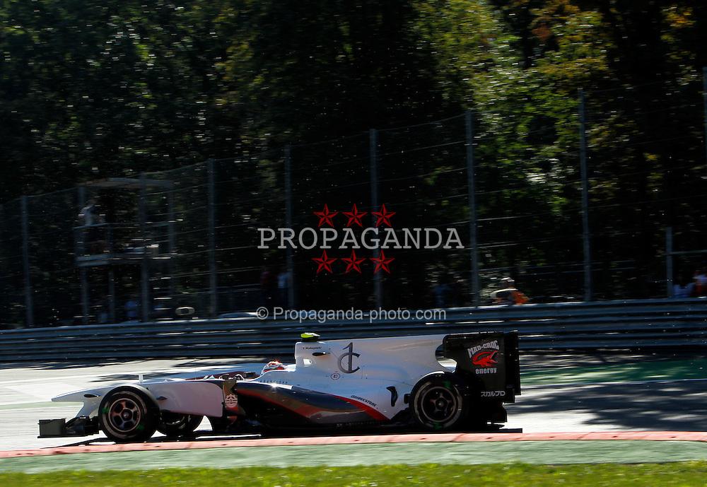 Motorsports / Formula 1: World Championship 2010, GP of Italy, 23 Kamui Kobayashi (JPN, BMW Sauber F1 Team),