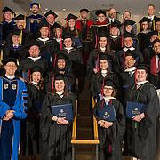Augustine Institute Graduation 2016