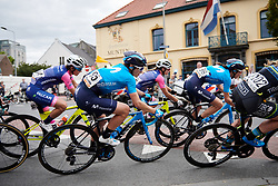 Malgorzata Jasinska (POL) at Boels Ladies Tour 2019 - Stage 1, a 123 km road race from Stramproy to Weert, Netherlands on September 4, 2019. Photo by Sean Robinson/velofocus.com