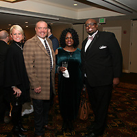 Julie and Scott Spurgeon, Veronica Morrow-Reel, Darius Kirk