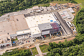 Frito Lay Plant Construction Aerial Photography 5/15