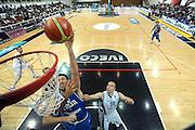 TRENTO, 25/07/2012<br /> TRENTINO BASKET CUP 2012<br /> ITALIA - FINLANDIA<br /> NELLA FOTO: ANGELO GIGLI<br /> FOTO CIAMILLO