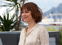Marie-Josee Croze at the Cinefondation and Short Films Jury photo call at the 69th Cannes Film Festival Thursday 19th May 2016, Cannes, France. Photography: Doreen Kennedy