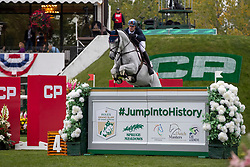 Kuipers Doron, NED, Charley<br /> Spruce Meadows Masters - Calgary 2019<br /> © Dirk Caremans<br />  08/09/2019