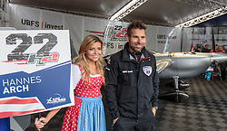 05.09.2015, Red Bull Ring, Spielberg, AUT, Red Bull Air Race, Spielberg, Qualifikation, im Bild Hannes Arch (AUT) // during the qualifying of Red Bull Air Race Championships 2015 at the Red Bull Ring in Spielberg, Austria on 2015/09/05. EXPA Pictures © 2015, PhotoCredit: EXPA/ JFK