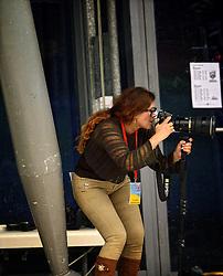 14-12-2014 NED: Swim Cup 2014, Amsterdam<br /> Pers Media Margarita Bouma