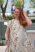 Mireille Enos at the photocall for the film Captives at the 67th Cannes Film Festival, Friday 16th May 2014, Cannes, France.