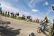 France, Sunday 12th April 2015: Images from 2015 edition of the Paris Roubaix elite men's cycle race.