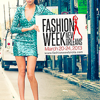 Fashion Week Promo's
