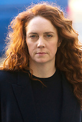 ** File pics - Rebekah Brooks return to News UK** © London News Pictures. 29/11/2012. London, UK. Former Chief Executive Officer of News International REBEKAH BROOKS arriving at Westminster Magistrates Court in London to face charges linked to investigation into alleged corrupt payments to public officials by journalists on November 29, 2012. The court hearing takes place on the same day that  Lord Justice Leveson is set to publish his report  into the culture and ethics of the UK's press. Photo credit: Ben Cawthra/LNP