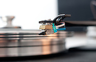 VPI turntable photographed at Rogers High Fidelity in Warwick, NY on Wednesday, July 29, 2015.  © Chet Gordon • Photographer