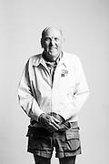 Basil L. Riccomini<br /> O-6<br /> Tanker, Military Police<br /> Korea<br /> 1949-2007<br /> <br /> Veterans Portrait Project<br /> 802d Security Forces Squadron<br /> San Antonio, TX