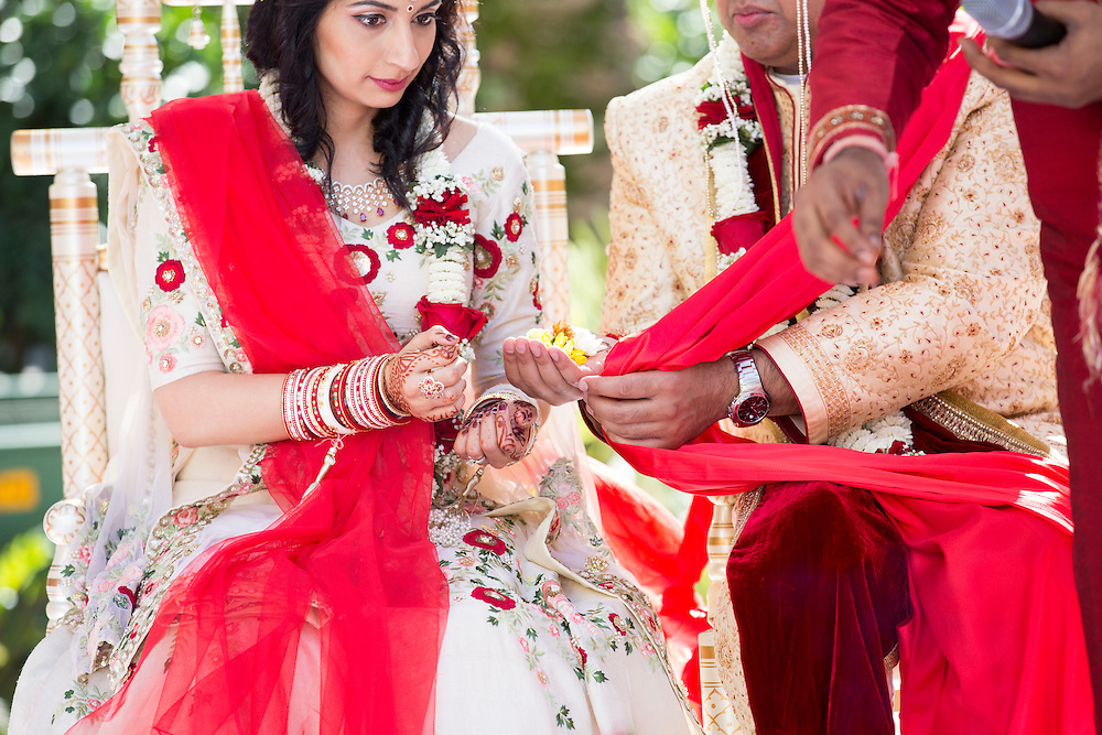 Indian Wedding in florida at the Gaylord Palms Hotel.