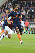 3 Gael Clichy for İstanbul Başakşehir F.K. during the Europa League third qualifying round leg 2 of 2 match between Burnley and Istanbul basaksehir at Turf Moor, Burnley, England on 16 August 2018.