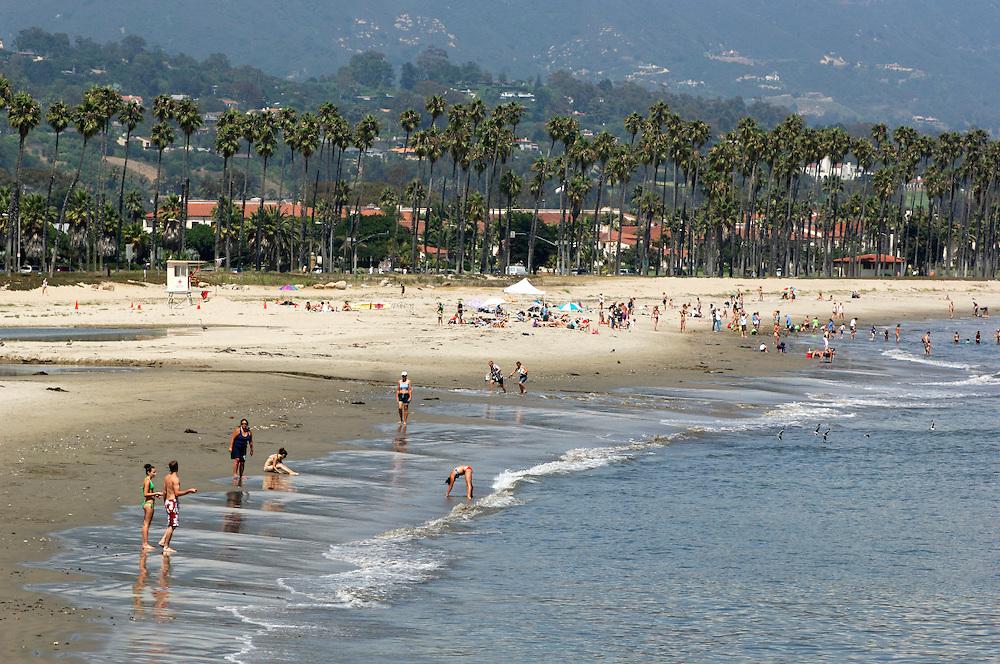 Sandy Beach, Santa Barbara, California, United States of America