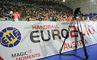 Handball EM Herren 2010 Hauptrunde Slowenien - Tschechische Republik 24.01.2010 Feature;Fernsehen;Infront;