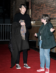 Glasgow Film Festival, Saturday 23rd February 2019<br /> <br /> Pictured: Actor and writer David Dastmalchian attends the International Premiere of &ldquo;All Creatures Here Below&rdquo;<br /> <br /> Alex Todd | Edinburgh Elite media