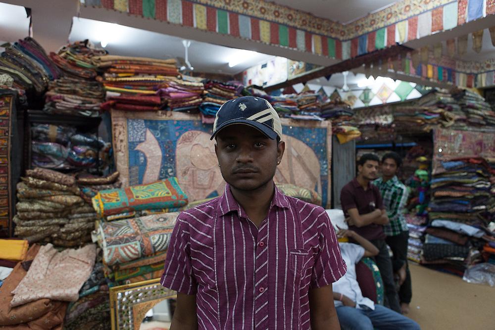 Jaipur, India Jaipur India street life