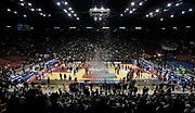 DESCRIZIONE : Milano Coppa Italia Final Eight 2014 Finale Montepaschi Siena Banco di Sardegna Sassari<br /> GIOCATORE : <br /> CATEGORIA : post game premiazione forum palazzetto<br /> SQUADRA : Banco di Sardegna Sassari<br /> EVENTO : Beko Coppa Italia Final Eight 2014 <br /> GARA : Montepaschi Siena Banco di Sardegna Sassari<br /> DATA : 09/02/2014 <br /> SPORT : Pallacanestro <br /> AUTORE : Agenzia Ciamillo-Castoria/N.Dalla Mura<br /> GALLERIA : Lega Basket Final Eight Coppa Italia 2014 <br /> FOTONOTIZIA : Milano Coppa Italia Final Eight 2014 Finale Montepaschi Siena Banco di Sardegna Sassari