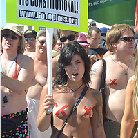 Go Topless Day 2012