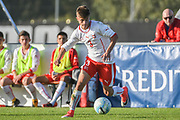 21.09.2017; Niederhasli; FUSSBALL U16 - Schweiz - Italien;<br /> Theo Gradaille (SUI) <br /> (Andy Mueller/freshfocus)
