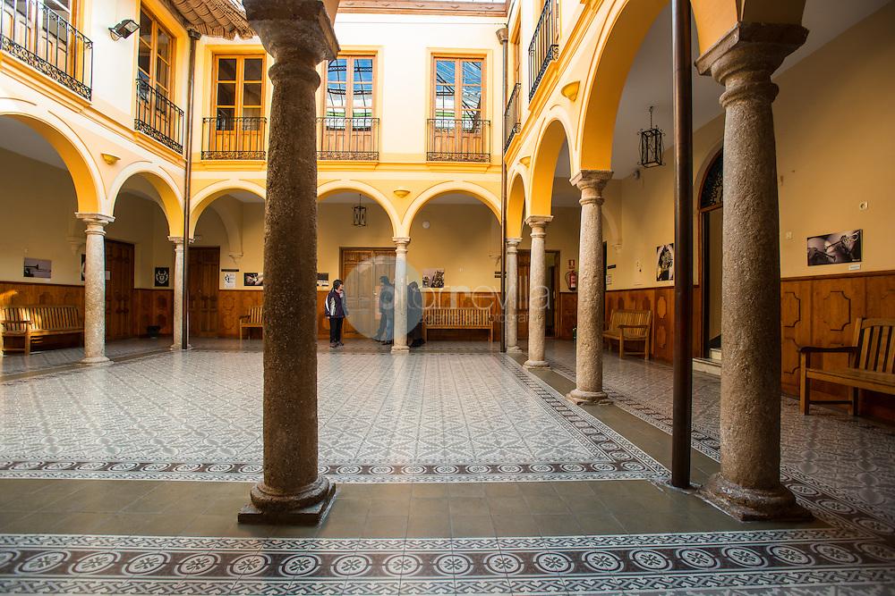 Centro Cultural Ciega de Manzanares. Manzanares. Ruta de Don Quijote. Ciudad Real ©Antonio Real Hurtado / PILAR REVILLA