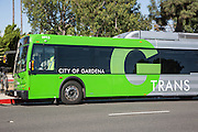City of Gardena GTrans Bus Service