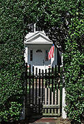 Charming colonial home, Provincetown, Cape Cod, Massachusetts, USA.