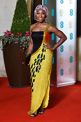 Cynthia Erivo attending the after party for the 72nd British Academy Film Awards, at the Grosvenor House Hotel in central London. Picture date: Sunday February 10th, 2019. Photo credit should read: Matt Crossick/ EMPICS Entertainment.