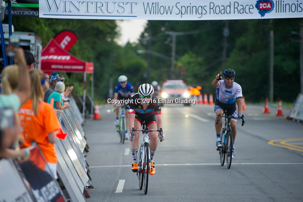 Intelligentsia Cup - Willow Springs Road Race