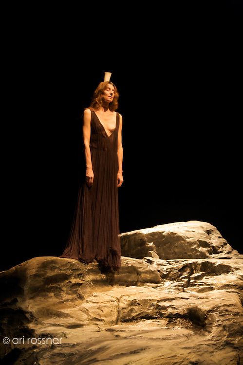 First representation of the company in Paris after Pina Bausch's death&lt;br&gt;<br /> Helena Pikon