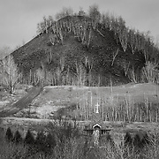 Tailings Pile, Carbondale, PA