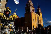 Cervantino Celebration. City of Guanajuato, Mexico.