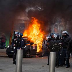 2019/02 Gilets Jaunes Paris Acte 13