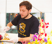Sept 28, 2014 - Glens Falls N.Y.:  Image from the annual Taste of the North Country event in Glens Falls NY. (Photo/Todd Bissonette - rtbphoto.com)