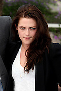 23.MAY.2012. CANNES<br /> <br /> KRISTEN STEWART ATTENDS THE ON THE ROAD PHOTOCALL DURING THE 65TH CANNES FILM FESTIVAL 2012 AT THE PALAIS DES FESTIVALS IN CANNES<br /> <br /> BYLINE: EDBIMAGEARCHIVE.CO.UK<br /> <br /> *THIS IMAGE IS STRICTLY FOR UK NEWSPAPERS AND MAGAZINES ONLY*<br /> *FOR WORLD WIDE SALES AND WEB USE PLEASE CONTACT EDBIMAGEARCHIVE - 0208 954 5968*  *** Local Caption ***