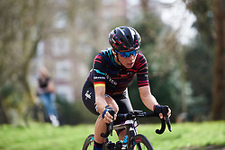 Trixi Worrack (GER) at Healthy Ageing Tour 2018 - Stage 5, a 94.3 km road race in Groningen on April 8, 2018. Photo by Sean Robinson/Velofocus.com